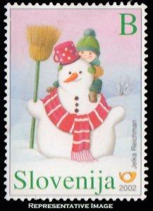 Slovenia Scott 509 Mint never hinged.