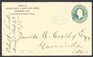 Scott U161 (UPSS #375), Postal Stationary-Entires & Wrappers