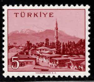 TURKEY Scott 1398 MNH*** 26x20.5mm stamp