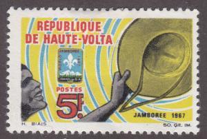 Burkina Faso 177 Boy Scouts 1967