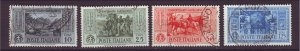 J24787 JLstamps 1932 italy part of set used #280,282-3,285 views