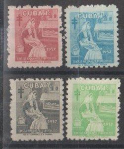 Cuba SC RA 35-8  Mint Never Hinged