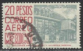 Mexico #C298 Mint Hinged Single