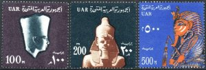 EGYPT-1964 High Value Set Sg 783-785 UNMOUNTED MINT V40618