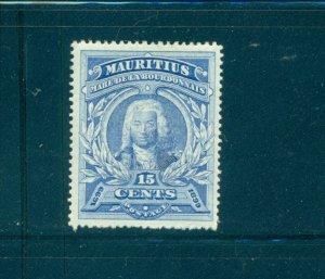 Mauritius - Sc# 115. 1899 15 Cent. Mint. $30.00.