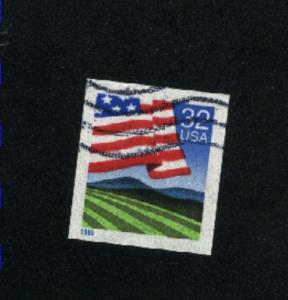 USA # 2919  3 used 1995-97 PD .08