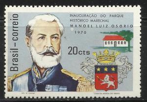 Brazil 1970 Scott# 1162 Mint Never Hinged