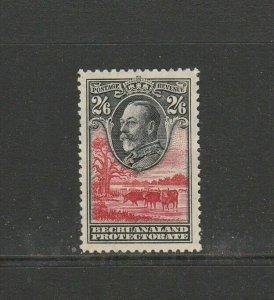 Bechuanaland 1932 GV 2/6 MM SG 107