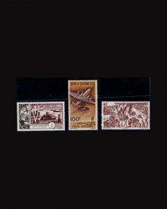 VINTAGE: W FUTUNA 1946 OG NH OG LH SCT #C4,9,11$29.10 LT #VSAWFUT1946A-J