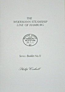 Woermann Deutsche Seepost Hamburg - Westafrika & Ostafrika Linie Postmarks