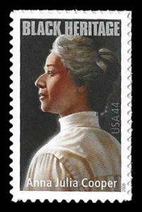 PCBstamps   US #4408 44c Anna Julia Cooper, Black Heritage, MNH, (12)