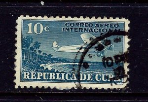 Cuba C5 Used 1931 issue