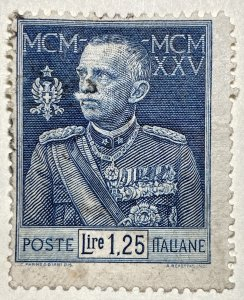 AlexStamps ITALY #177 VF Mint
