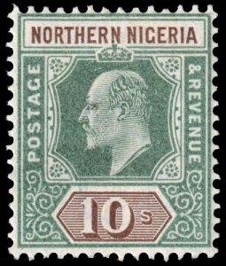 Northern Nigeria - Scott 18 - Mint-Hinged