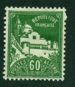 Algeria 1926 #51 MH SCV (2020) = $0.40