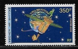 Wallis and Futuna Islands 525 Millennium single MNH