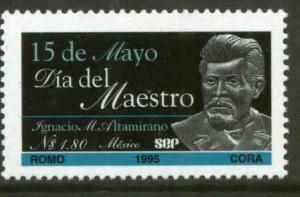MEXICO 1913, Teachers Day 1995. Mint, NH (69)
