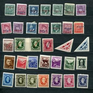 Slovakia 1939 and up Some Overprint MH 5955