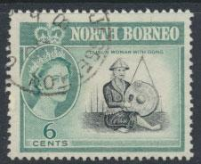 North Borneo SG 394 SC# 283   MLH  see details