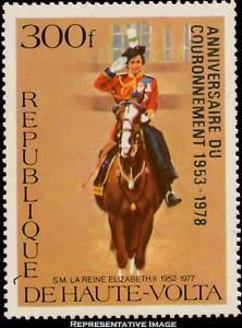 Burkina Faso Scott 437 Mint never hinged.