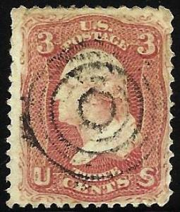United States 1868 Scott # 94 Used