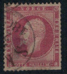 Norway #5 defects  CV $65.00