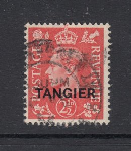 Great Britain Off. in Morocco, Sc 554 (SG 284), used