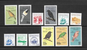 MICRONESIA #31-39, C34-36   MNH
