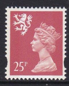 SMH65 Scotland 1996 2B Machin  MNH