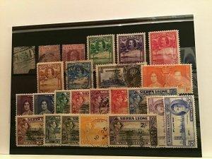 Sierra Leone stamps R22039