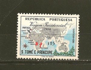 St Thomas & Prince Islands 367 Mint Hinged