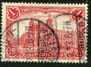 Deutsches Reich  Sc.#92 used