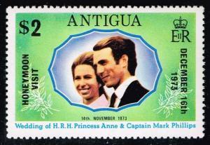 Antigua #324 Royal Wedding; MNH (0.50)