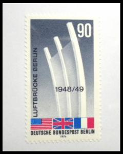 GERMANY OCCUPATION STAMP 1974. SCOTT # 9N346. MINT