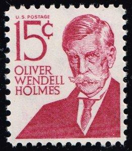 US #1288d Oliver Wendell Holmes; MNH (4Stars)
