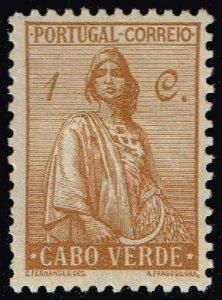 Cape Verde #215 Ceres; Unused (3Stars)