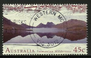Australia 1996 Scott# 1485 Used - nice pmk