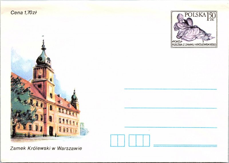 Poland, Postal Stationary
