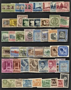 STAMP STATION PERTH Colombia #48 Mint / Used Selection - Unchecked