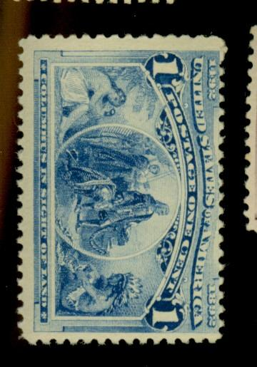 230 MINT F-VF OG NH Cat$35