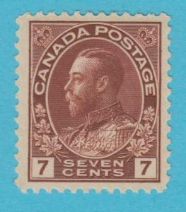 CANADA 114 MNH - MINT NEVER HINGED OG NO FAULTS EXTRA FINE