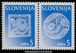 Slovenia Scott 266a Mint never hinged.
