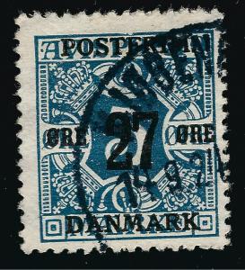 Denmark Nice SC #146 F-VF Used SCV$30...Such a Deal!