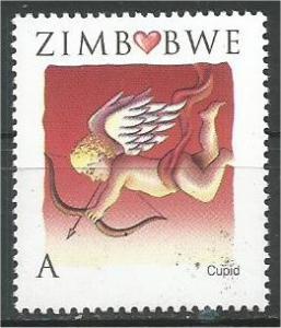 ZIMBABWE, 2008, MNH A, Valentine's Day Scott