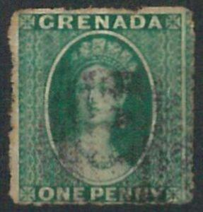 70684  - GRENADA   - STAMPS: Stanley Gibbons #  2  - Finely USED