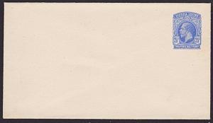 SIERRA LEONE GV 2½d envelope fine unused - scarce...........................7632