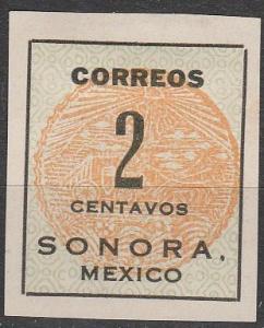 Mexico #395 F-VF Unused  (V333)