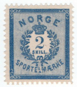 (I.B) Norway Revenue : Sportelmaerke 2sk