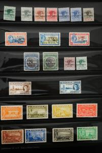 Bahamas Early to Mid-1900s Stamp Collection