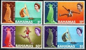 Bahamas #276-9  MNH  CV $4.70 (X6154)
